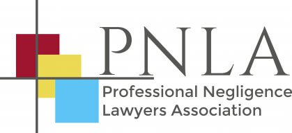 Professional Negligence Lawyers' Association Logo